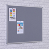 FlameShield Aluminium Frame Noticeboards  small