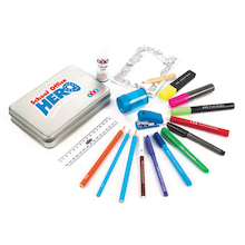School Office Hero Stationery Tin  medium