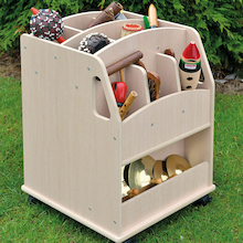 Outdoor Storage Cart  medium