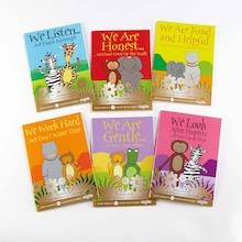 Jenny Mosley Golden Rules Book Pack 6pk  medium