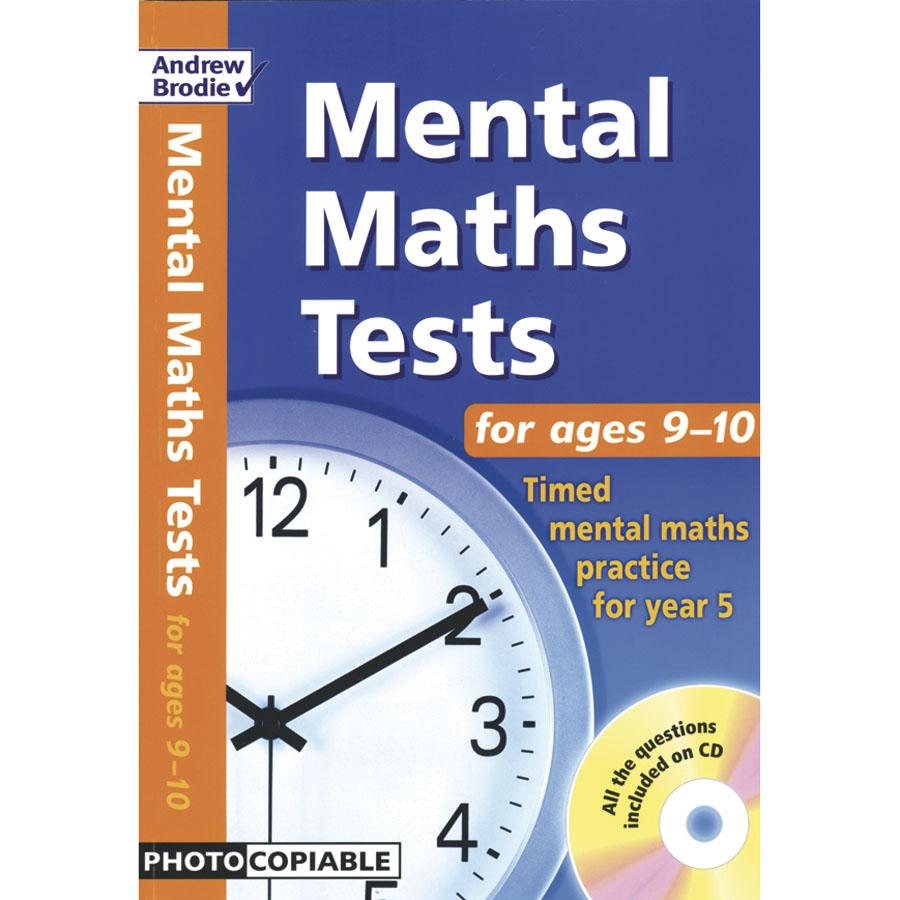 Buy Mental Maths Resource Tests Tts International