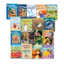 Turquoise Band Reading Book Pack  medium