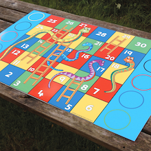 Snakes And Ladders Game  medium