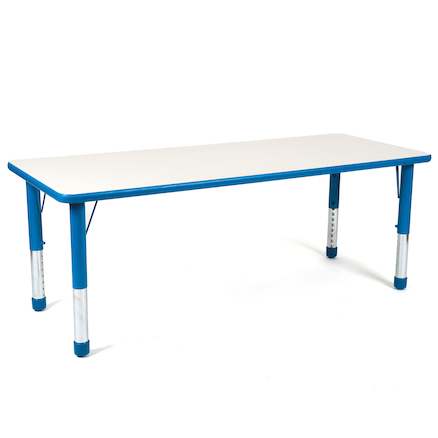 Valencia Rectangular 6 Seater Table  large