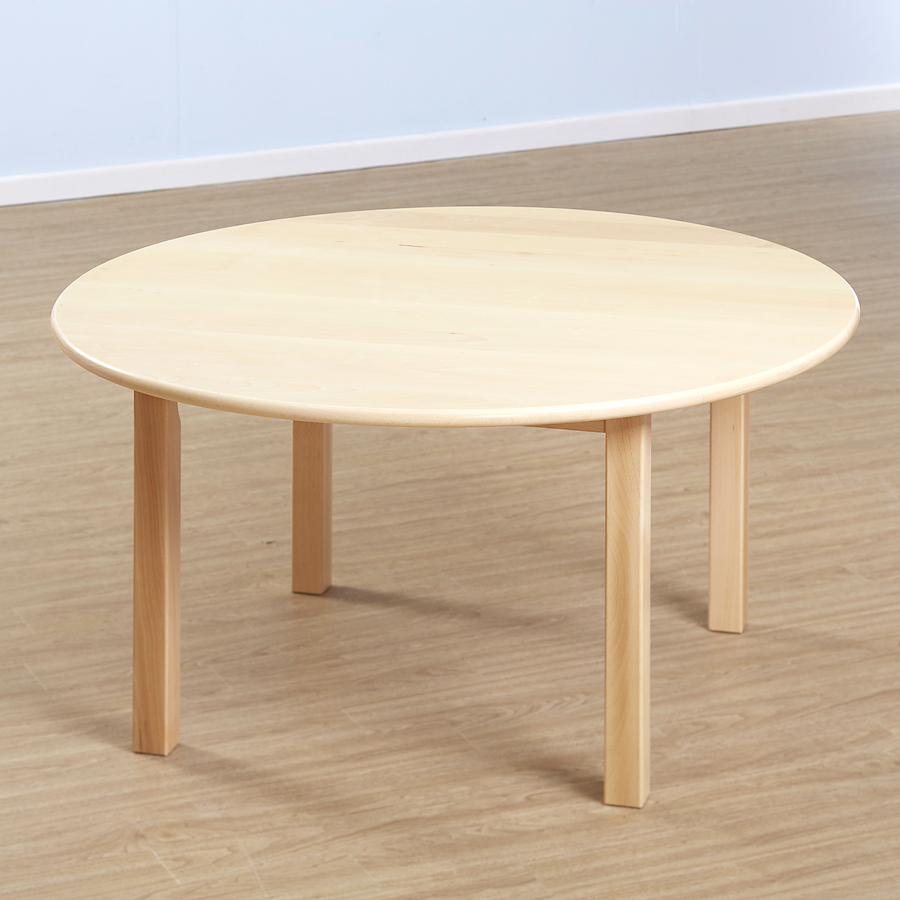 ... Solid Beech Circular Table and Chairs Set small ... & Buy Solid Beech Circular Table and Chairs Set | TTS International