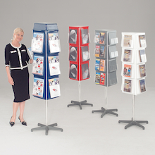 Revolving Leaflet Dispensers  medium