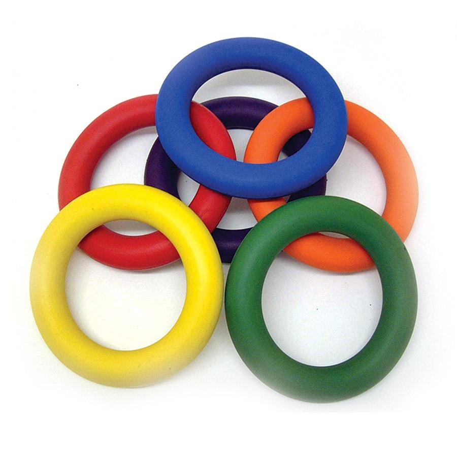Buy Rubber Quoits 6pk | TTS International
