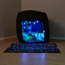 Mini Pop-Up Sensory Pod  medium