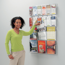 All Clear Leaflet Displays  medium