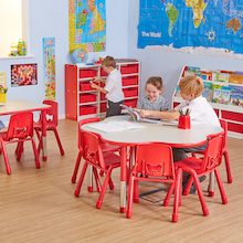 Valencia Classroom Furniture Sets  medium