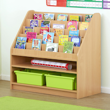 Valencia Front Facing Book Storage  medium