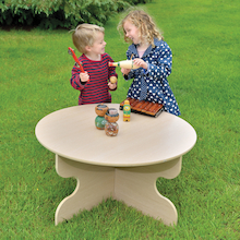 Outdoor Round Table  medium