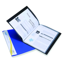 A4 Polyfile Display Folder  medium