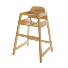 Stacking Wooden Highchair  medium