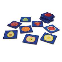 Fruit Mini Placement Mats 32pk  medium