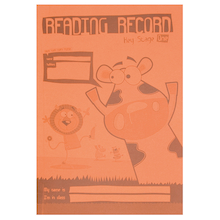 A5 Reading Record Books   medium