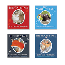Animal Tales Picture Book Pack 4pk  medium
