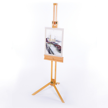Thames Radial Wooden Easel  medium