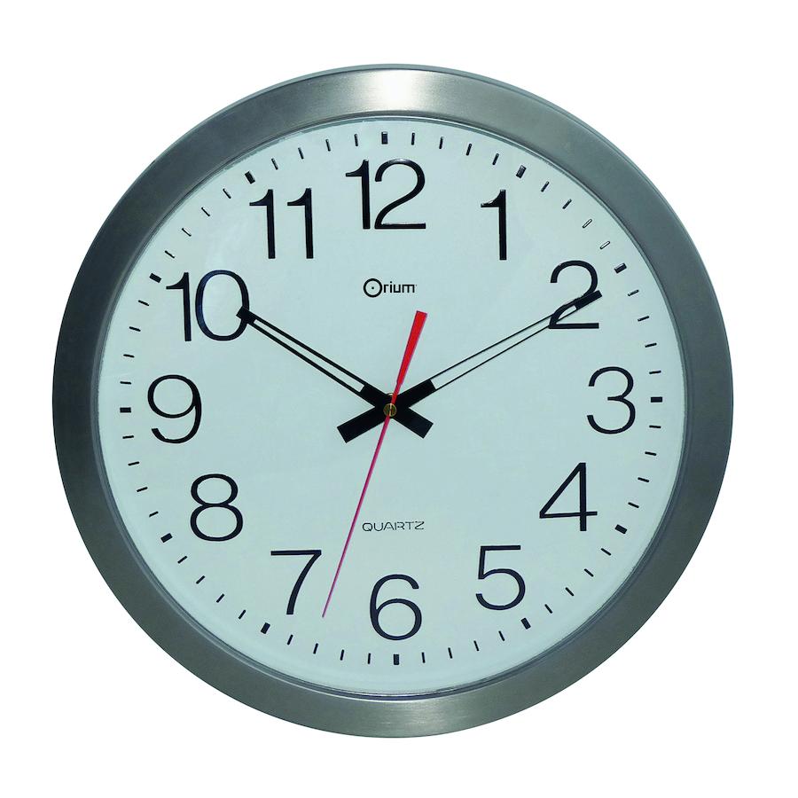 Buy Outdoor Waterproof Stainless Steel Wall Clock Tts International