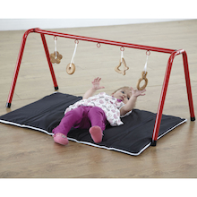 Metal Baby Sensory Rail  medium