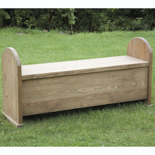 Outdoor Wooden Seating Furniture Range  medium