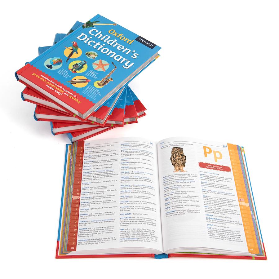 homework dictionary