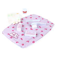 Role Play Doll's Changing Mat Set  medium