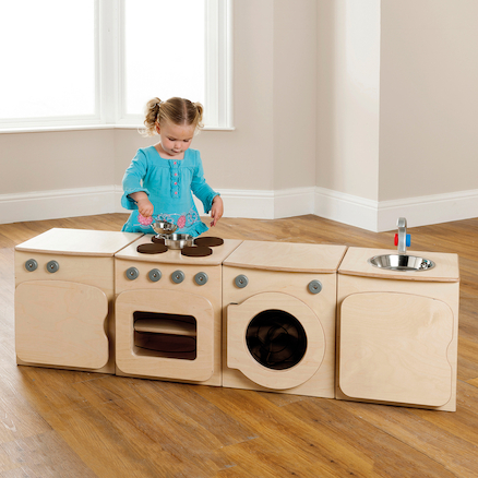 Buy PlayScapes Toddler Play Kitchen   TTS International