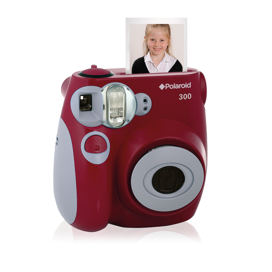 Buy Polaroid 300 Instant Analogue Camera | TTS International