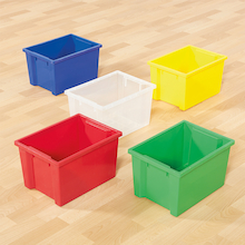 Classic Plastic Storage Trays  medium