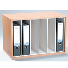 Lever Arch File Desktop Storage Unit  medium