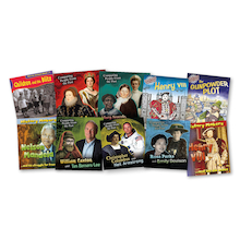 KS1 Influential Individuals and Events Books 10pk  medium