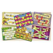 Social Skills Board Games 6pk  medium