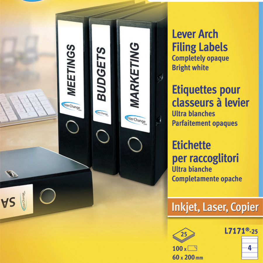 buy avery file spine labels 25pk tts international