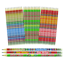 Writing And Reading Reward Pencils 36pk  medium