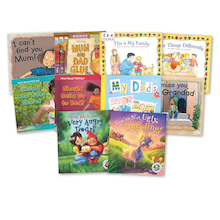 Real Life Issues Book Pack 10pk  medium