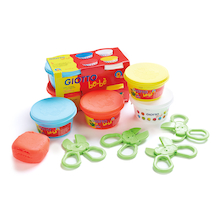 Giotto Bebe Modelling Dough and Tools Pack  medium