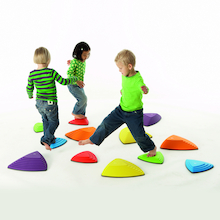 Balance Riverstones Stepping Stones 6pk  medium