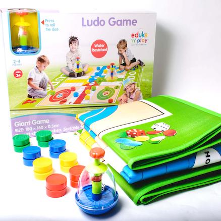 Buy Giant Ludo Outdoor Game | TTS International