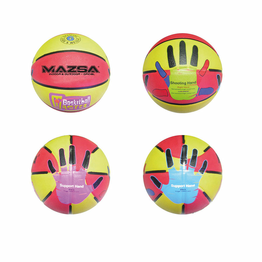 Buy Hands Placement Basketball Size 6 Tts International