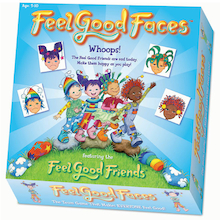 Feel Good Friends Team Board Game  medium