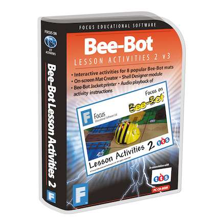 Focus On Bee-Bot® Activities 2 Software