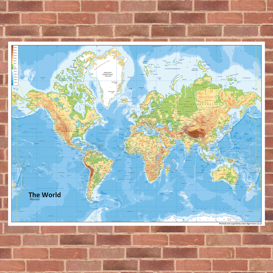 The 100 Map Of Earth.Buy Outdoor World Map Playground Signs Tts International