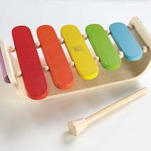 Baby Rainbow Xylophone  medium