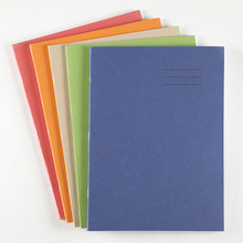 8 x 6.5'' 80 pages 100pk Exercise Books  medium