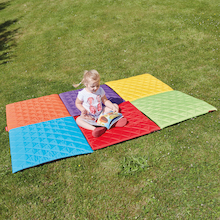 Small Outdoor Square Mats L70 x W70cm  medium