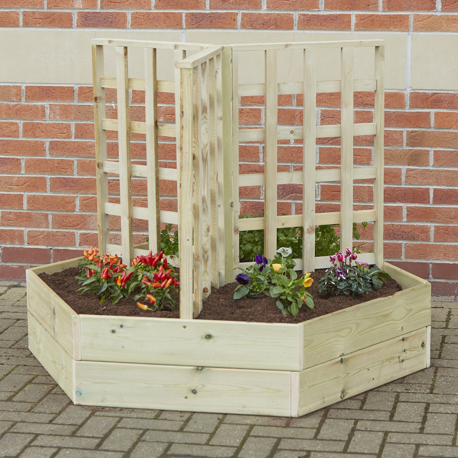 Buy Outdoor Storage With Bug City And Planters Offer Tts International