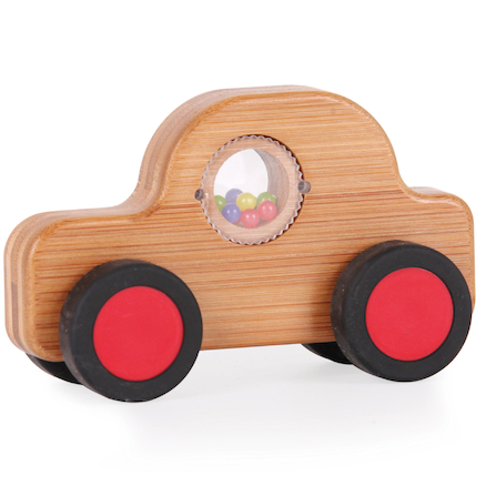 Bamboo Baby Car  large