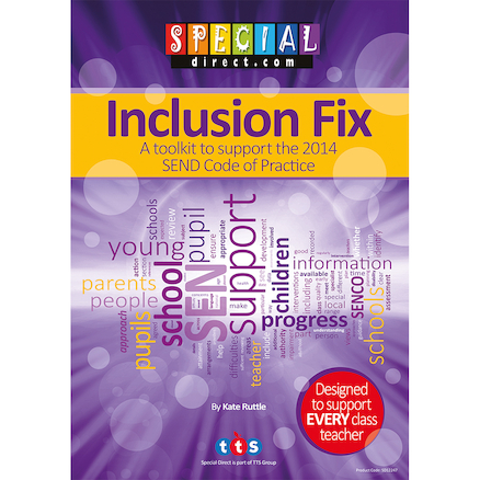 Inclusion Fix Classroom Teachers SEND Support Kit  large