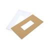 TTS White Self Adhesive Labels  small